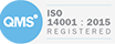 ISO 14001-2015 Registered