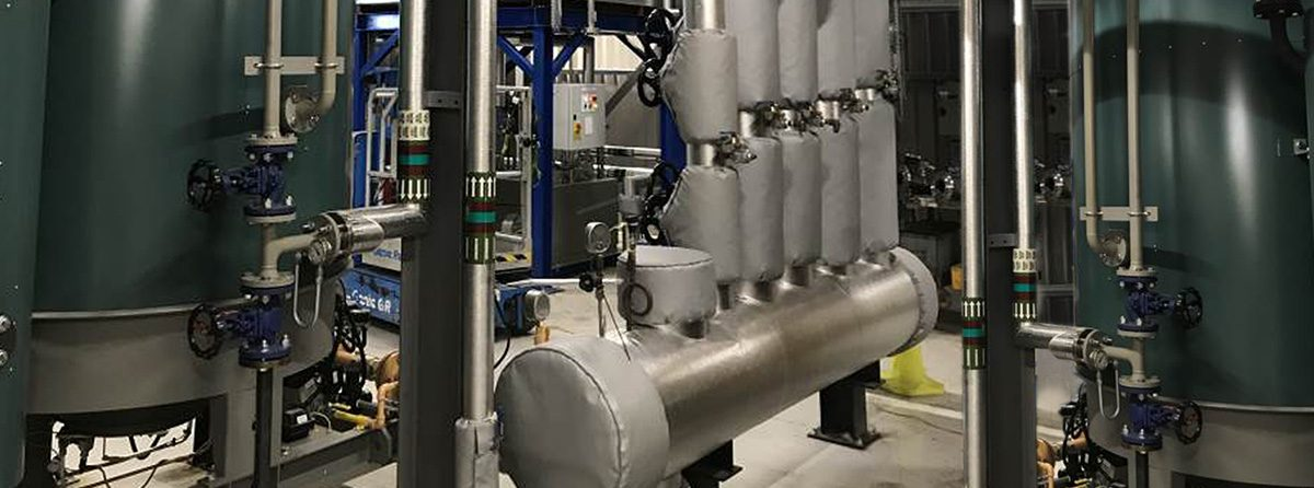 Steam System Design & Pipework Installations